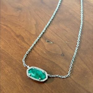 Kate Spade custom color necklace
